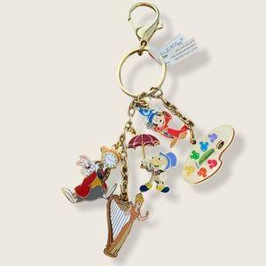 NWT DISNEY Ink & Paint Keychain or Bag charm